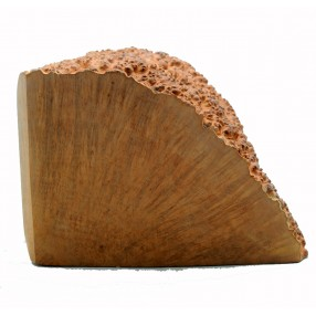 Large briar plateaux Erica Arborea flame grain for hobby pipe