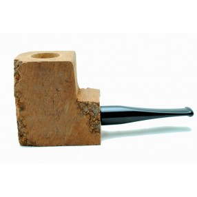 Ebouchon pre-drilled for hobby pipe model straight