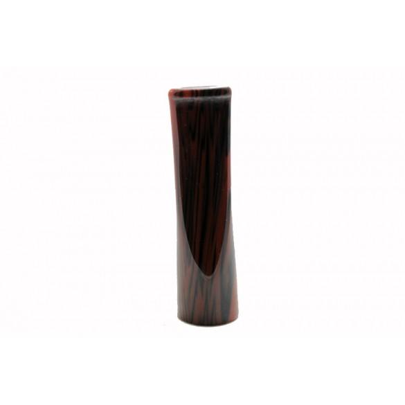 Raw cumberland acrylic mouthpiece 70 mm x 20 mm