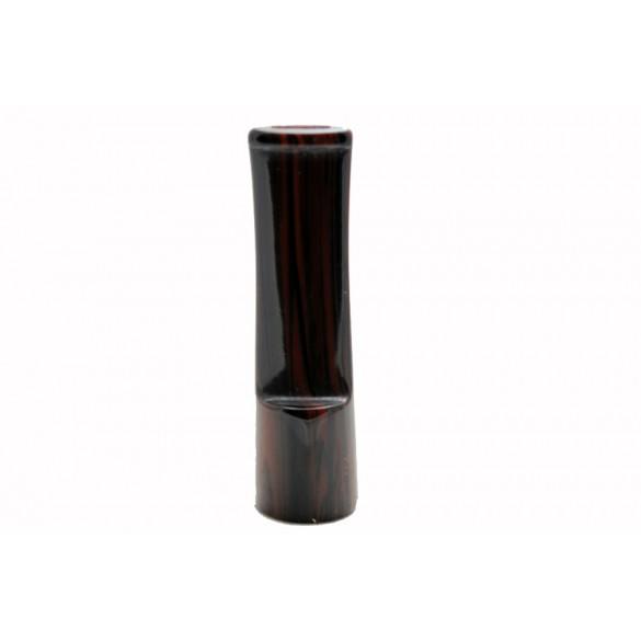 Raw saddle cumberland acrylic mouthpiece 70 mm x 20 mm