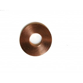 Copper washer for pipe