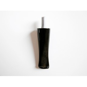 Raw real horn moutpiece 50 mm x 16 mm