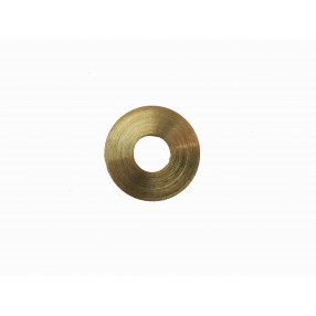 Brass washer for pipe